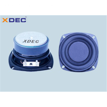 Professional 3 Inch 4ohm 10w Ferrite Multimedia Speaker